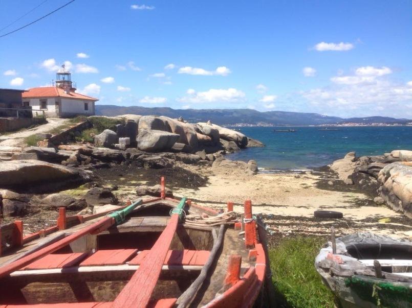 Illa de Arousa, Pontevedra.